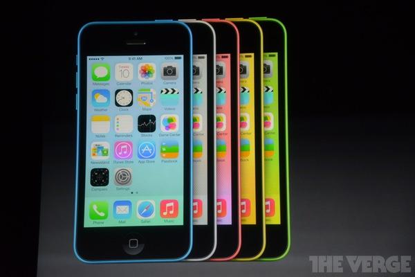 """Toàn cảnh buổi ra mắt """"sản phẩm hot nhất năm"""" iPhone 5s và iPhone 5c 42"""