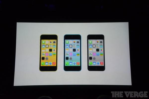 """Toàn cảnh buổi ra mắt """"sản phẩm hot nhất năm"""" iPhone 5s và iPhone 5c 45"""