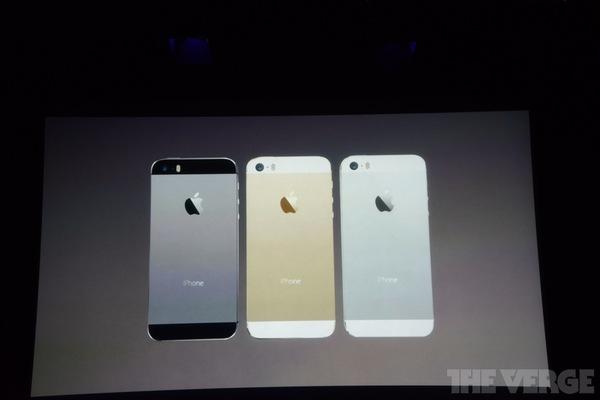 """Toàn cảnh buổi ra mắt """"sản phẩm hot nhất năm"""" iPhone 5s và iPhone 5c 53"""
