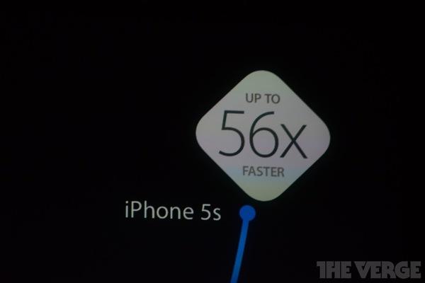 """Toàn cảnh buổi ra mắt """"sản phẩm hot nhất năm"""" iPhone 5s và iPhone 5c 59"""