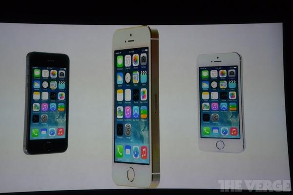 """Toàn cảnh buổi ra mắt """"sản phẩm hot nhất năm"""" iPhone 5s và iPhone 5c 87"""