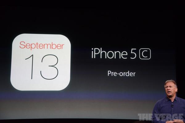 """Toàn cảnh buổi ra mắt """"sản phẩm hot nhất năm"""" iPhone 5s và iPhone 5c 90"""