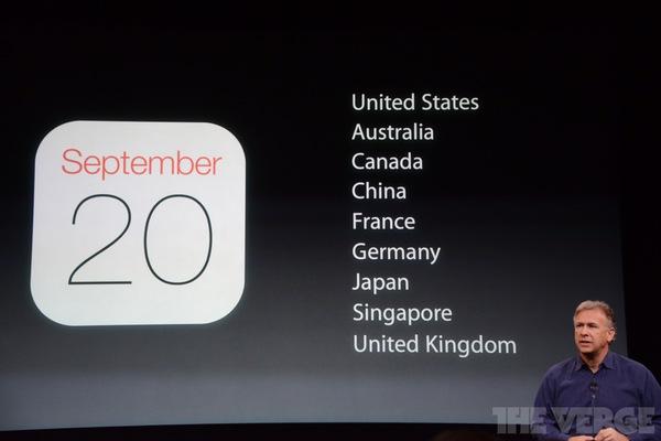 """Toàn cảnh buổi ra mắt """"sản phẩm hot nhất năm"""" iPhone 5s và iPhone 5c 91"""