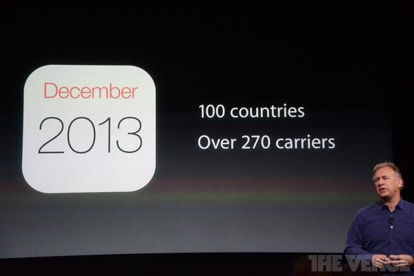 """Toàn cảnh buổi ra mắt """"sản phẩm hot nhất năm"""" iPhone 5s và iPhone 5c 92"""