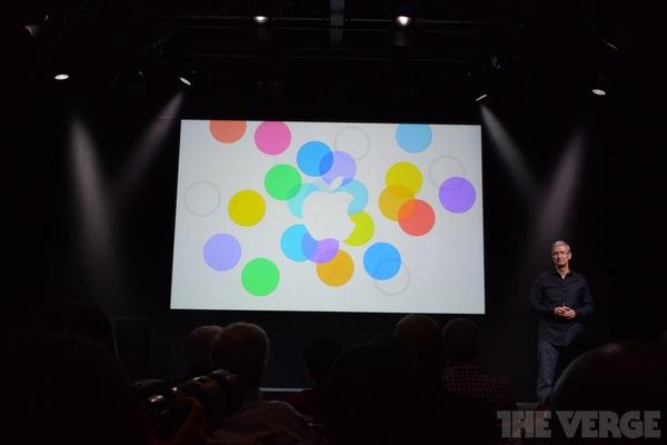 """Toàn cảnh buổi ra mắt """"sản phẩm hot nhất năm"""" iPhone 5s và iPhone 5c 6"""