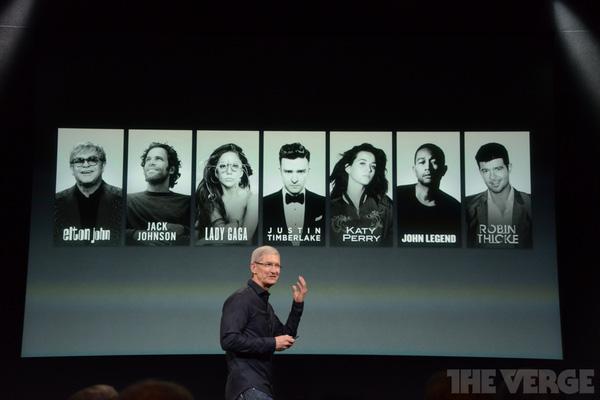"""Toàn cảnh buổi ra mắt """"sản phẩm hot nhất năm"""" iPhone 5s và iPhone 5c 7"""