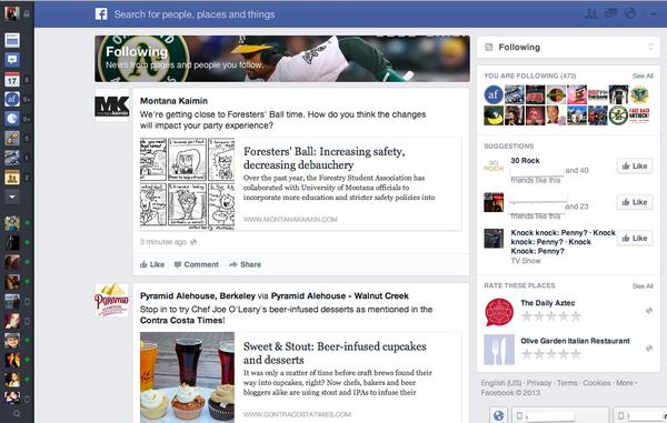 """Facebook sắp cập nhật tính năng """"lưu trước, đọc sau"""" cho người dùng 1"""