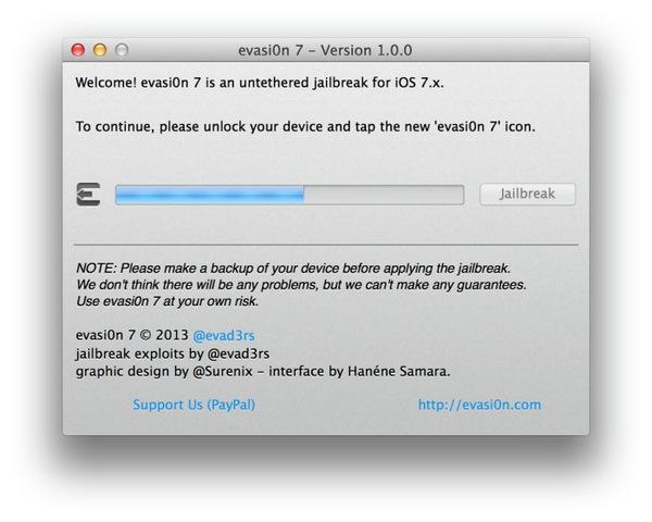 Bản jailbreak iOS 7 chính thức ra mắt 2