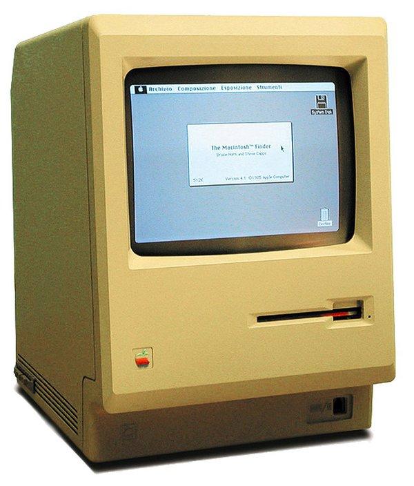 Macintosh và 30 năm chặng đường hào hùng 1
