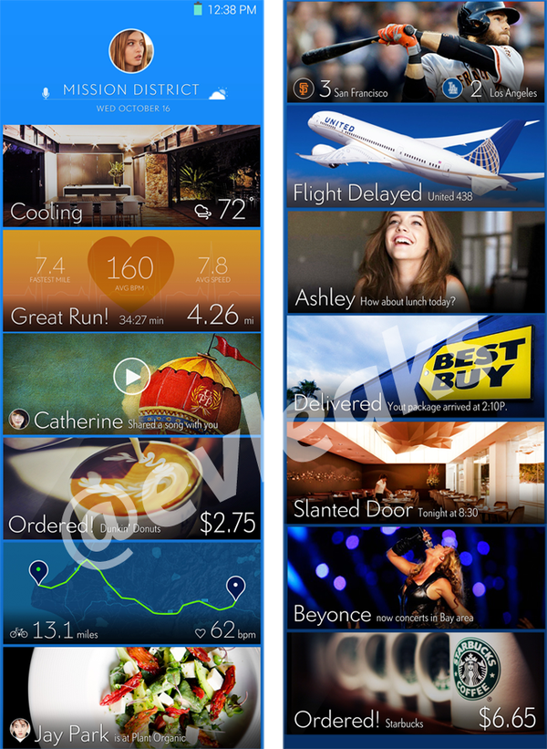 "Giao diện smartphone Samsung sẽ ""na ná"" iOS 7 trong năm nay 1"