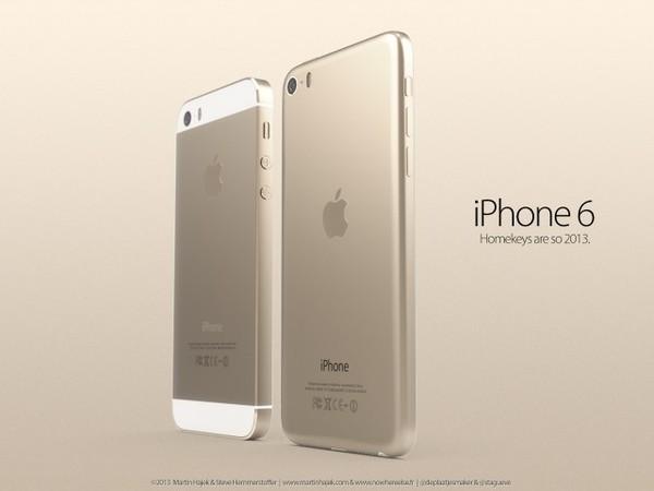 Hình ảnh iPhone 6 rò rỉ gần đây là giả 2