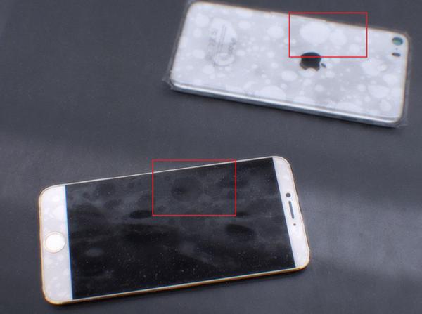 Hình ảnh iPhone 6 rò rỉ gần đây là giả 4