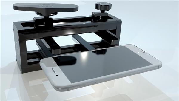 Hài hước với phụ kiện giúp... nắn thẳng iPhone 5