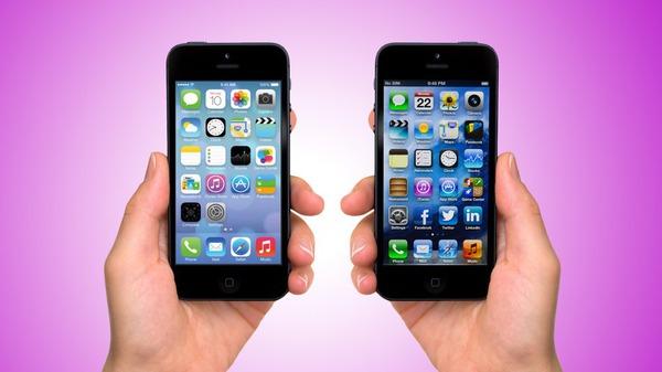 """iOS 8 kém hấp dẫn vì... chưa đủ """"ngầu"""" 1"""