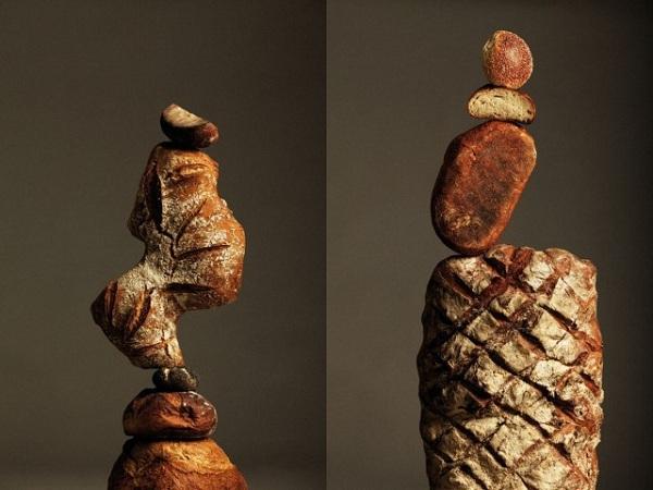 """Ứng dụng tâm trọng điểm: Bánh mì """"làm xiếc"""" thăng bằng 8"""