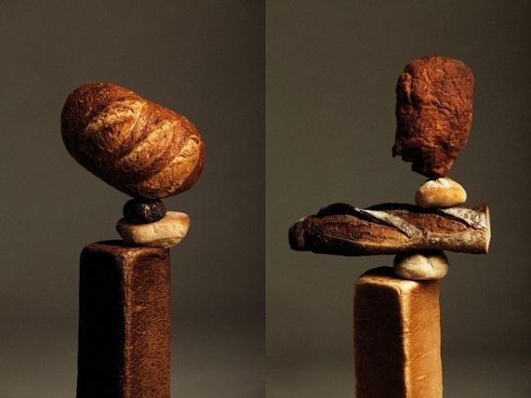 """Ứng dụng tâm trọng điểm: Bánh mì """"làm xiếc"""" thăng bằng 11"""
