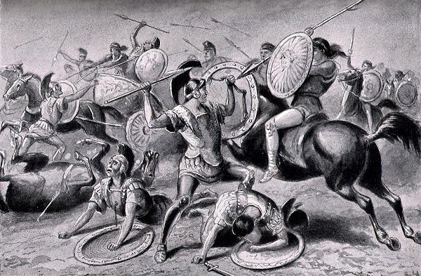 Đội quân đồng tính bất bại thời Hy Lạp cổ đại 3