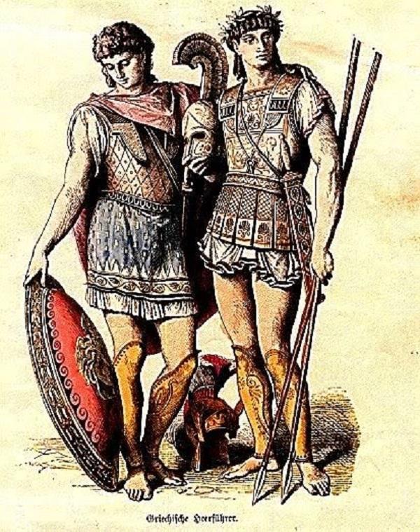 Đội quân đồng tính bất bại thời Hy Lạp cổ đại 10