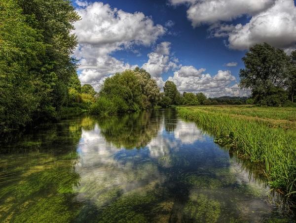 """Cảnh tượng tuyệt đẹp dưới những dòng sông """"trinh nữ"""" 2"""