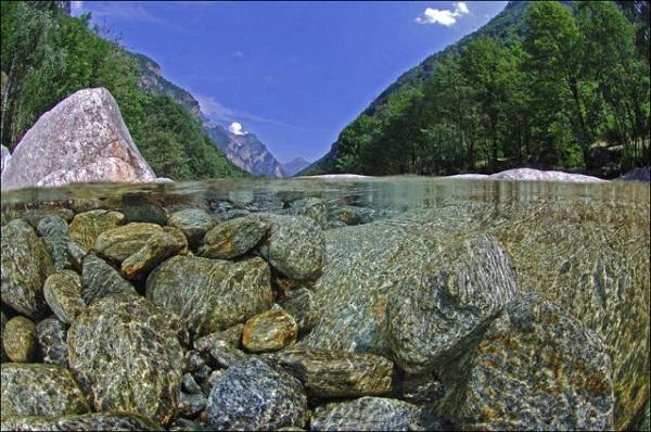 """Cảnh tượng tuyệt đẹp dưới những dòng sông """"trinh nữ"""" 8"""
