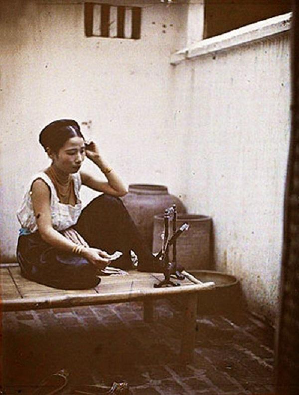 Vẻ đẹp phụ nữ Việt những năm đầu thế kỷ 20 12