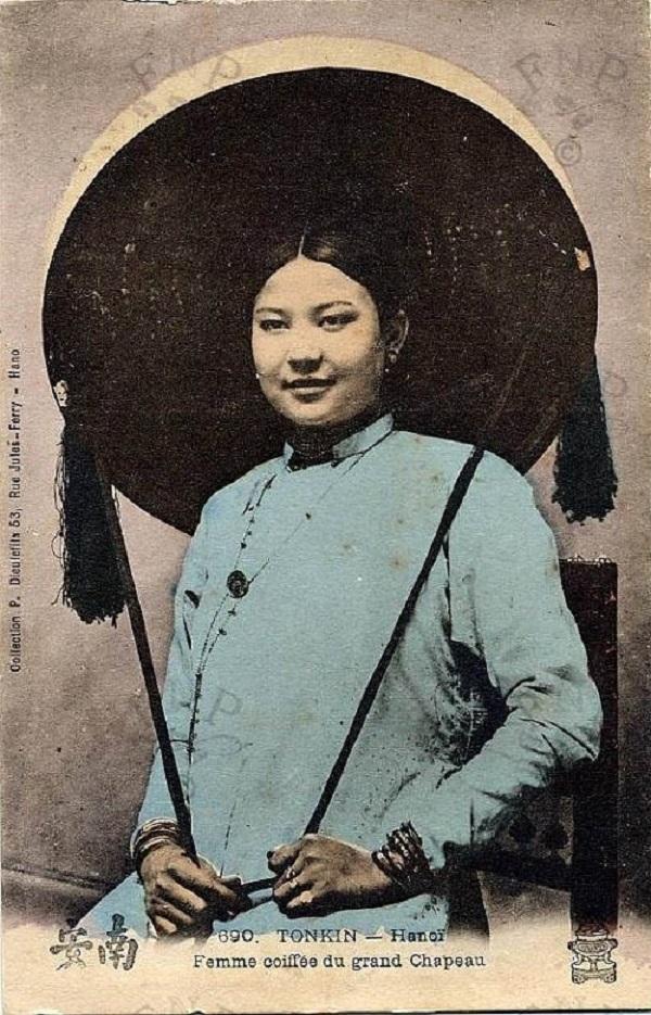 Vẻ đẹp phụ nữ Việt những năm đầu thế kỷ 20 1