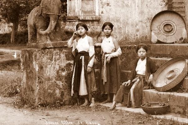 Vẻ đẹp phụ nữ Việt những năm đầu thế kỷ 20 10