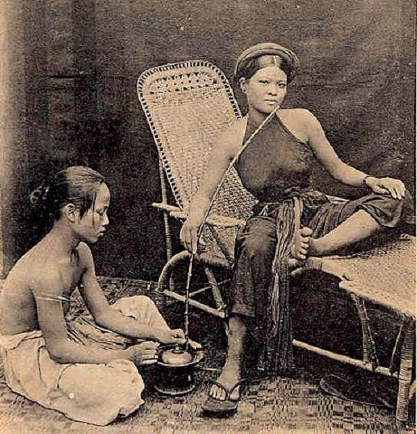 Vẻ đẹp phụ nữ Việt những năm đầu thế kỷ 20 16