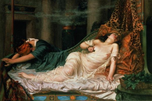 Nữ hoàng Cleopatra VII - vị Pharaoh cuối cùng của Ai Cập 7