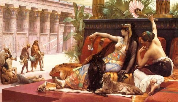 Nữ hoàng Cleopatra VII - vị Pharaoh cuối cùng của Ai Cập 3
