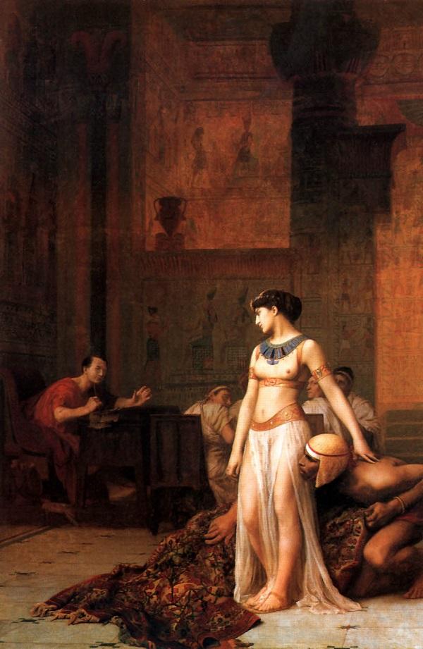 Nữ hoàng Cleopatra VII - vị Pharaoh cuối cùng của Ai Cập 2