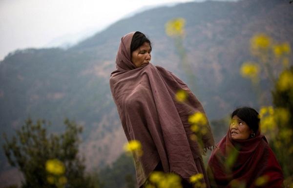 Tục lệ xua đuổi phụ nữ khi đến kỳ kinh nguyệt ở Nepal 4
