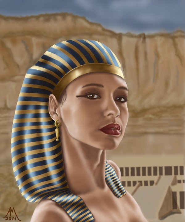 Huyền thoại về nữ Pharaoh vĩ đại nhất của Ai Cập cổ đại 2