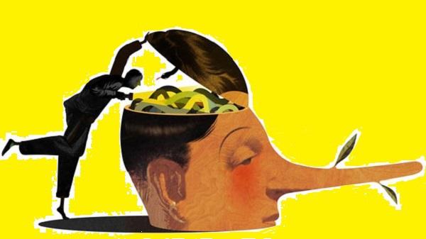 Lý giải chuyện vì sao con người nói dối và gian lận 5