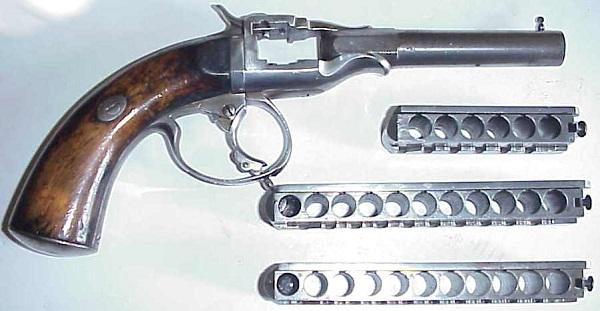 """Những phát minh vũ khí """"ăn hại"""" của thế kỷ 19 1"""