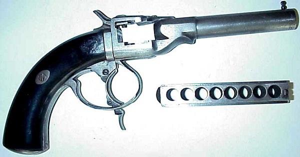 """Những phát minh vũ khí """"ăn hại"""" của thế kỷ 19 2"""
