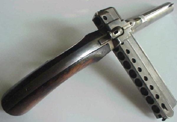 """Những phát minh vũ khí """"ăn hại"""" của thế kỷ 19 3"""