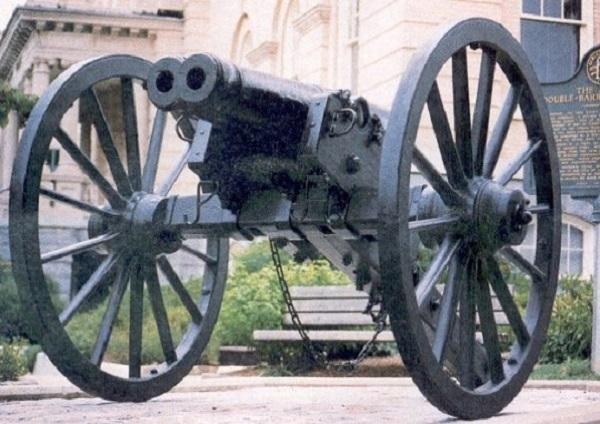 """Những phát minh vũ khí """"ăn hại"""" của thế kỷ 19 5"""