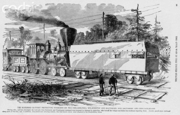 """Những phát minh vũ khí """"ăn hại"""" của thế kỷ 19 7"""