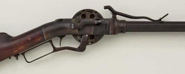 """Những phát minh vũ khí """"ăn hại"""" của thế kỷ 19 10"""