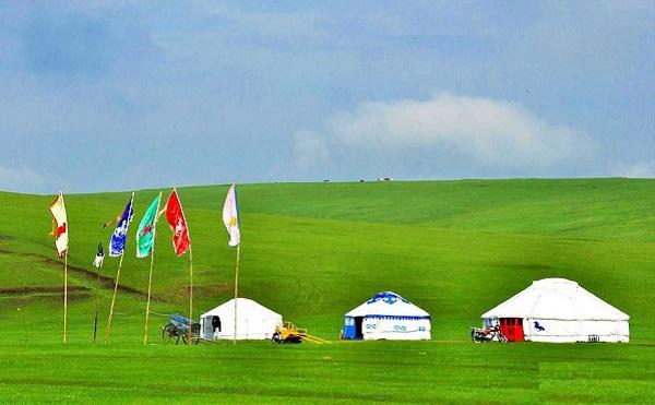 """Những thảo nguyên xanh trải dài """"bất tận"""" trên thế giới 5"""