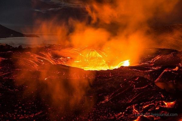 """Đi tìm những """"cổng địa ngục"""" có thật trên Trái đất 6"""