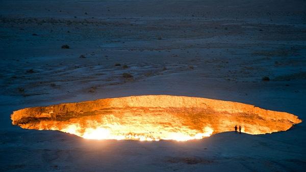 """Đi tìm những """"cổng địa ngục"""" có thật trên Trái đất 7"""