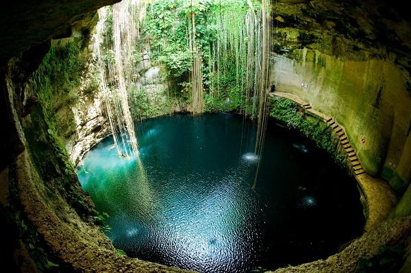 """Thế giới ngầm và tục hiến tế """"lạnh gáy"""" của người Maya 4"""