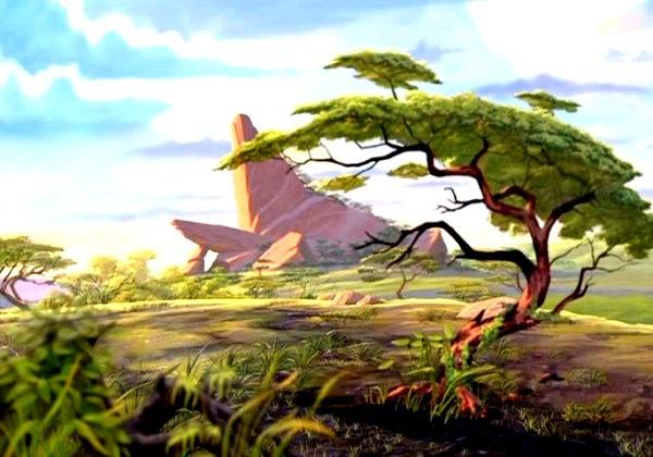 """Thăm những địa danh """"thần tiên"""" có thật trong phim Disney 7"""