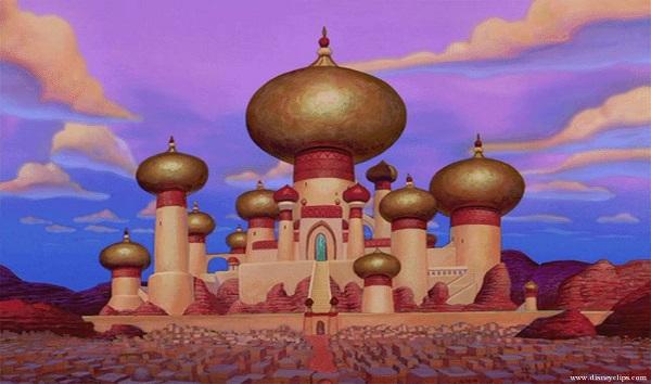 """Thăm những địa danh """"thần tiên"""" có thật trong phim Disney 10"""