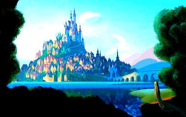"""Thăm những địa danh """"thần tiên"""" có thật trong phim Disney 17"""