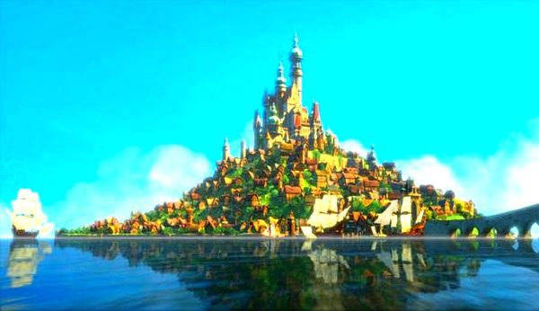 """Thăm những địa danh """"thần tiên"""" có thật trong phim Disney 19"""