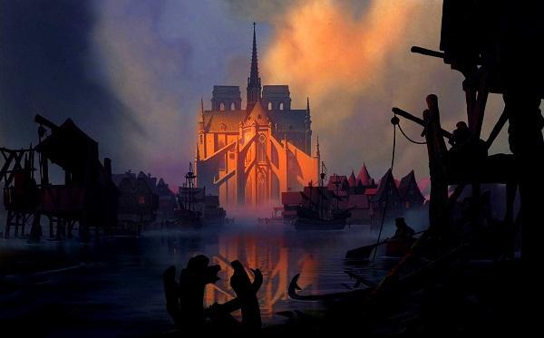 """Thăm những địa danh """"thần tiên"""" có thật trong phim Disney 21"""
