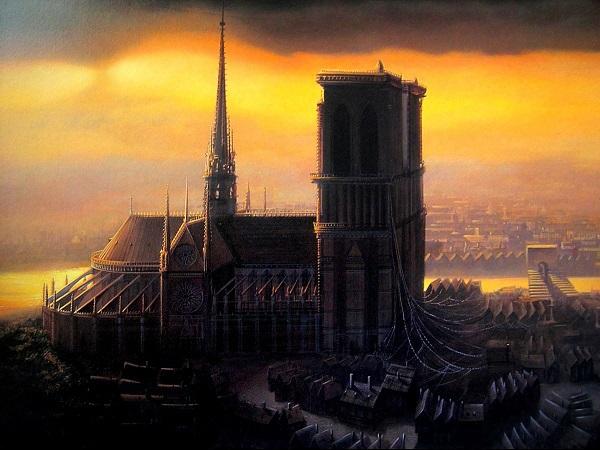 """Thăm những địa danh """"thần tiên"""" có thật trong phim Disney 22"""
